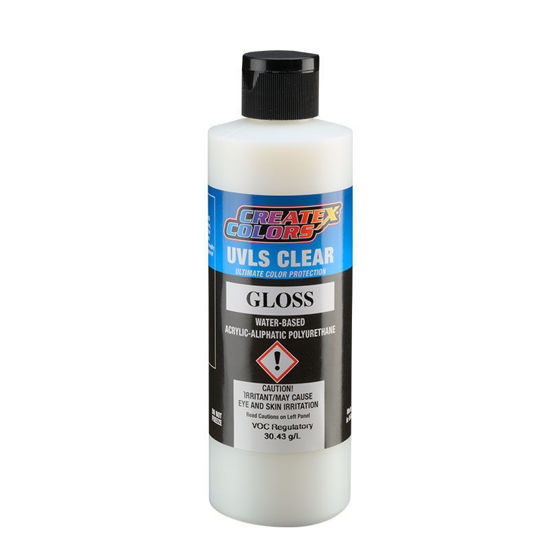 4050 UVLS Gloss Clear