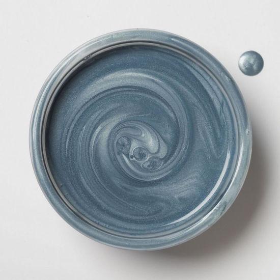 4337 Metallic Blue Silver