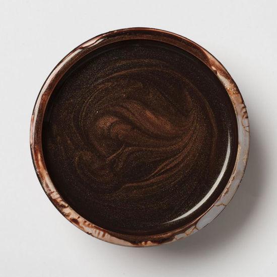 4346 Metallic Light Brown