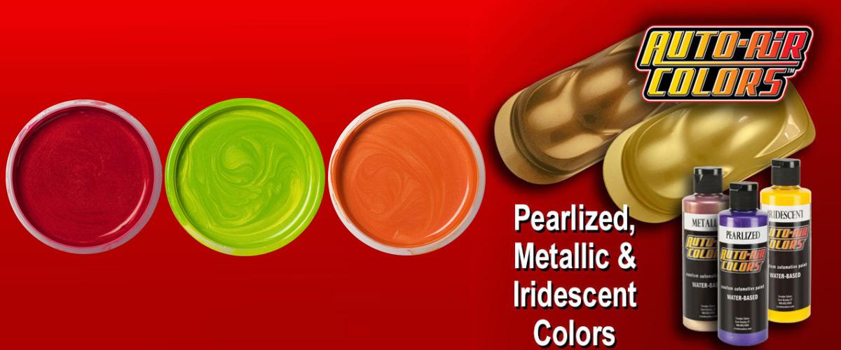 perlamutrinės-spalvos