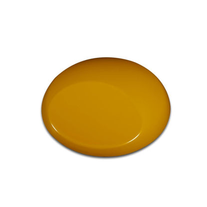 W011 Wicked Colors Golden-Yellow