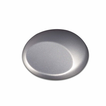 W351 Wicked Colors Metallic Silver 60ml.