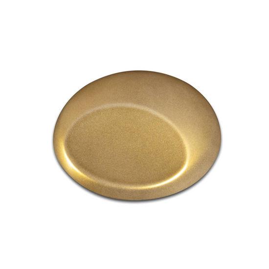 W358 Wicked Colors Metallic Gold Chrome 60ml.