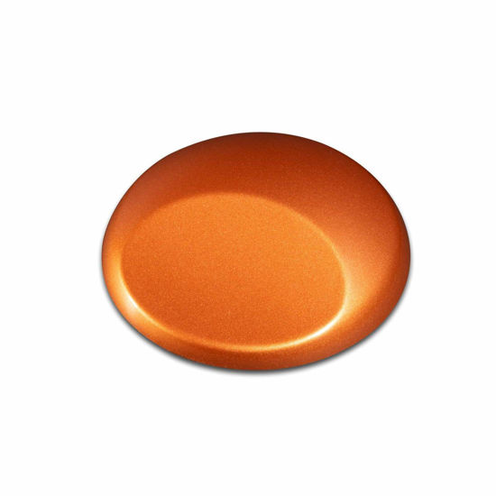 W363 Wicked Colors Metallic Copper 60ml.