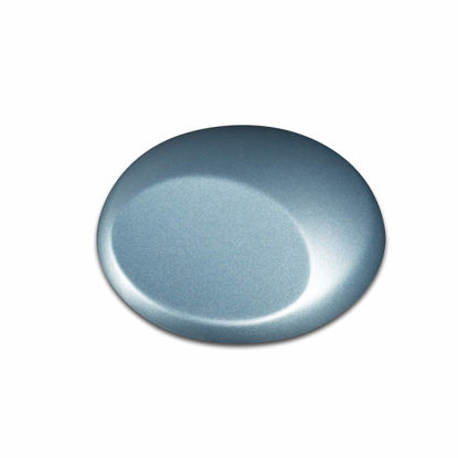 W364 Wicked Colors Metallic Blue Silver 60ml.