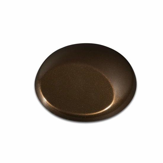 W371 Wicked Colors Metallic Dark Brown 60ml.