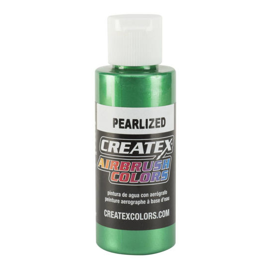 5305 Pearlized Green 120ml.