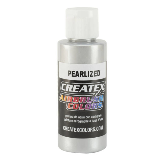 5308 Pearlized Silver 120ml.