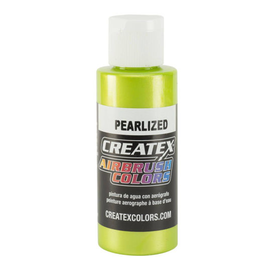 5313 Pearlized Lime 120ml.