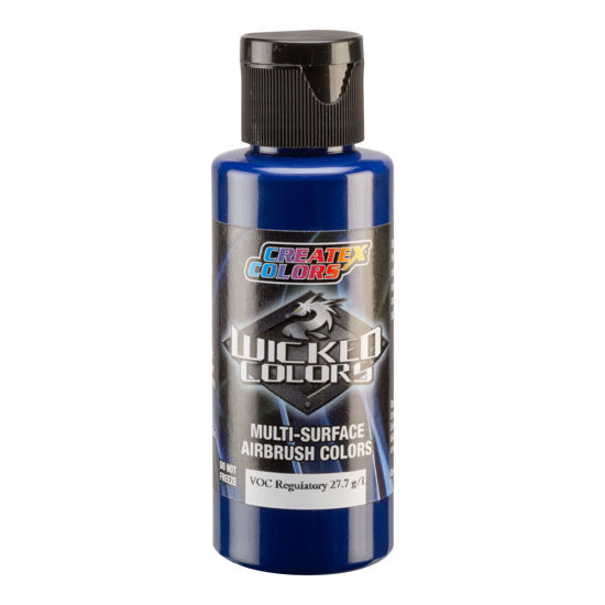 Picture of Wicked W086 Opaque Phthalo Blue [like Scenix 7013 Phthalo Blue] 480 ml