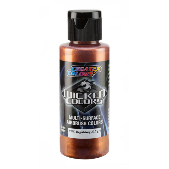 Picture of Wicked W443 Cosmic Sparkle Copper [like Auto-Air 4523 Cosmic Sparkle Copper] 480 ml