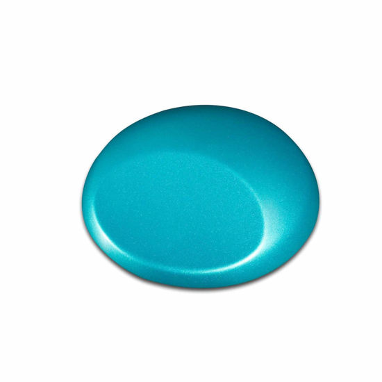 Picture of Wicked W309 Pearl Teal [like Auto-Air 4306 Pearlized Teal] 960 ml
