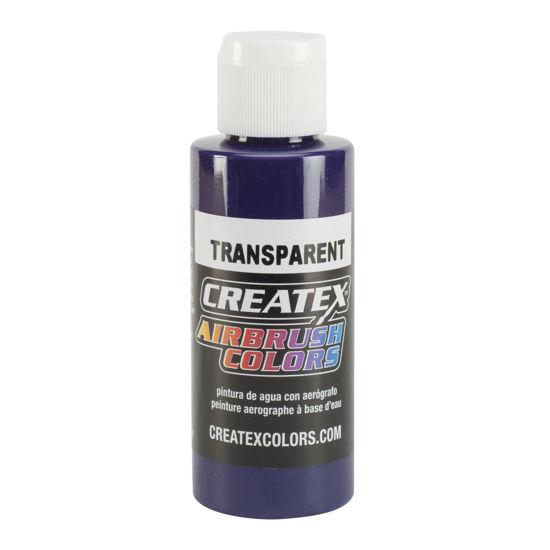 Picture of Createx 5103 Transparent Red Violet 480 ml