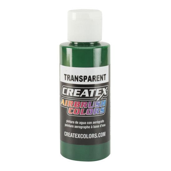 Picture of Createx 5109 Transparent Brite Green 3.8 l