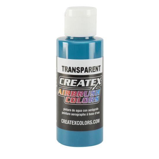 Picture of Createx 5112 Transparent Turquoise 120 ml