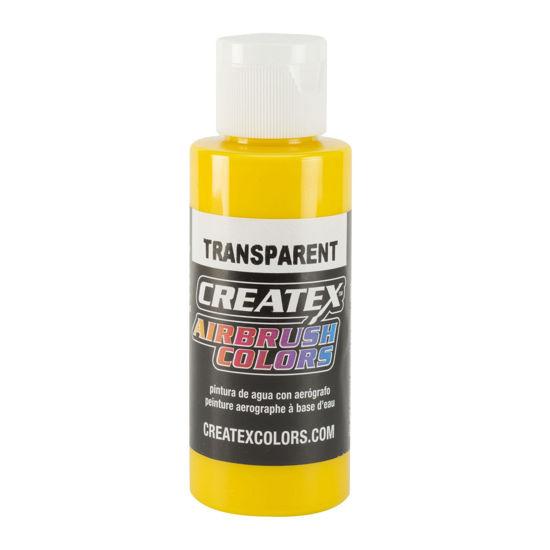 Picture of Createx 5114 Transparent Brite Yellow 960 ml