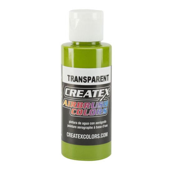 Picture of Createx 5115 Transparent Leaf Green 240 ml