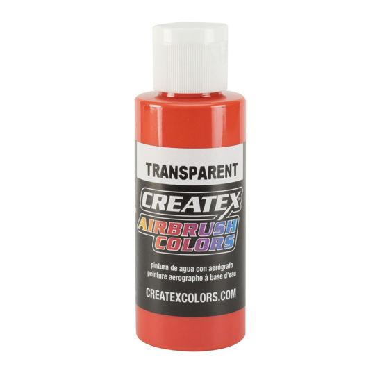 Picture of Createx 5118 Transparent Sunset Red 120 ml