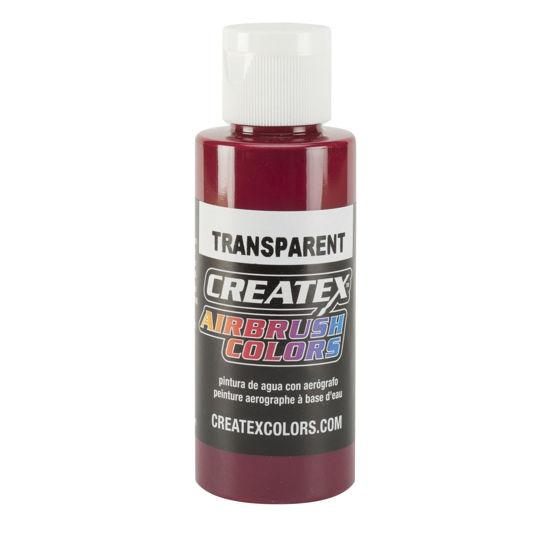 Picture of Createx 5123 Transparent Burgundy 480 ml