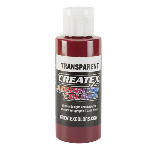 Picture of Createx 5124 Transparent Deep Red 120 ml