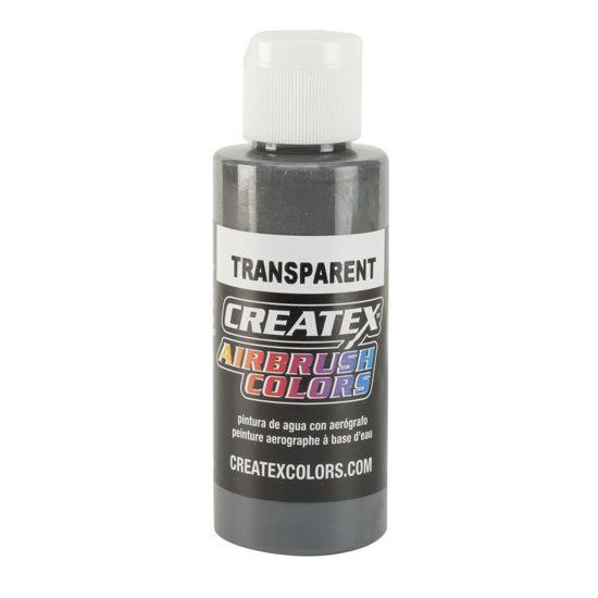 Picture of Createx 5129 Transparent Medium Gray 240 ml