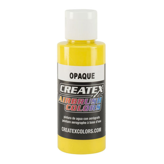 Picture of Createx 5204 Opaque Yellow 960 ml