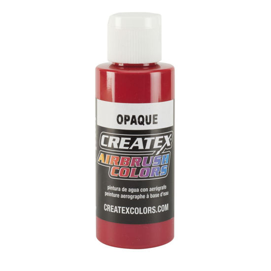 Picture of Createx 5210 Opaque Red 120 ml