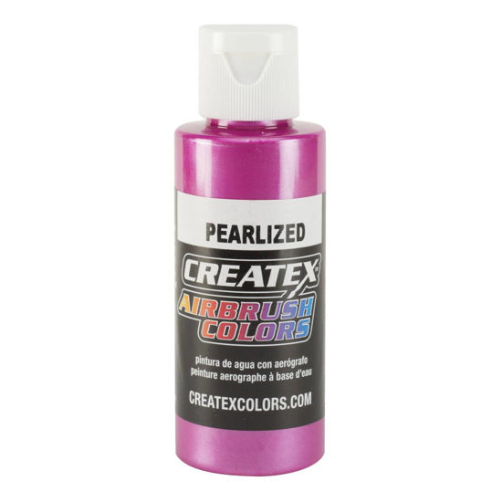 Picture of Createx 5302 Pearl Magenta 120 ml
