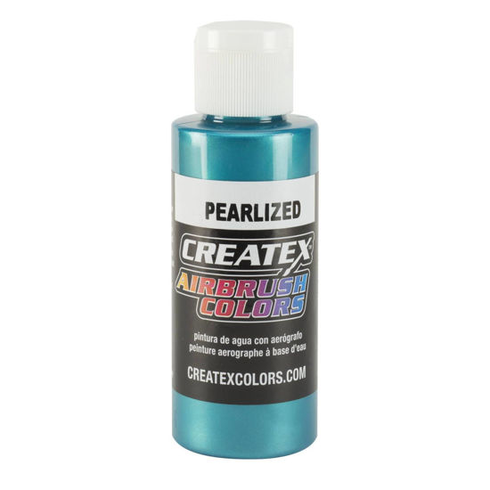 Picture of Createx 5303 Pearl Turquoise 240 ml