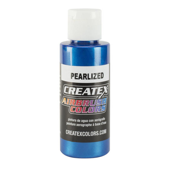 Picture of Createx 5304 Pearl Blue 60 ml