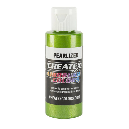 Picture of Createx 5317 Pearl Lime Ice 240 ml