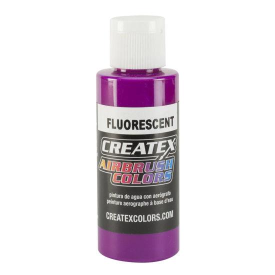 Picture of Createx 5401 Fluorescent Violet 480 ml