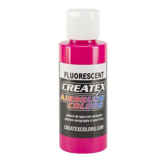 Picture of Createx 5406 Fluorescent Magenta 240 ml