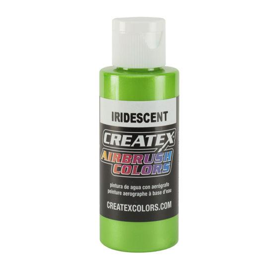 Createx 5507 Iridescent Green