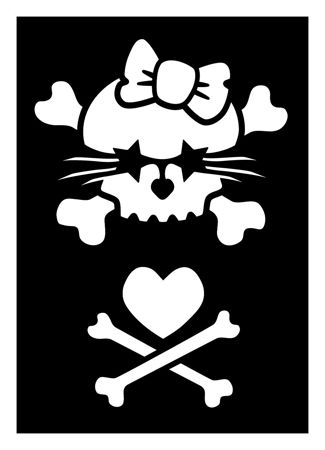 Picture for category Tattoo Stencil
